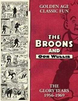 Broons/Oor Wullie: v.14: The Glory Years (Annual), Watkins, Dudley D