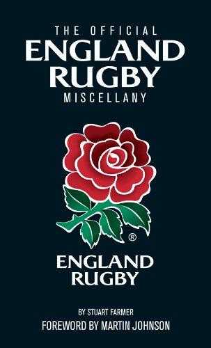 Official England Rugby Miscellany, The, Farmer, Stuart