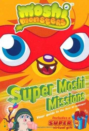 Moshi Monsters: Super Moshi Missions, Dinnick, Richard