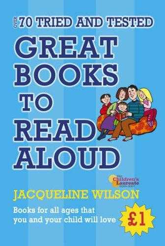 Great Books to Read Aloud, Wilson, Jacqueline
