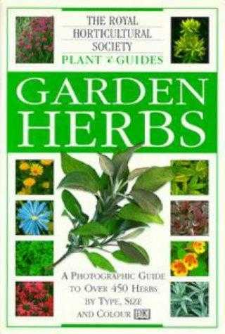 Herbs (Royal Horticultural Society Plant Guides), Society, Royal Horticultural