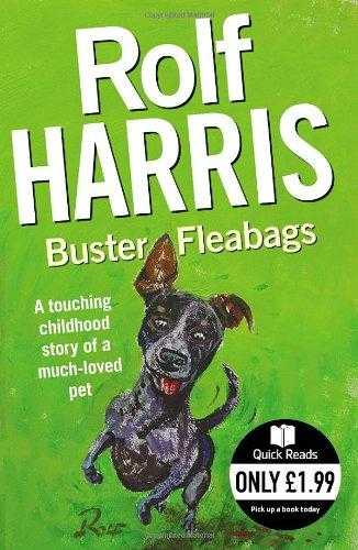 Buster Fleabags (Quick Read), Harris, Rolf