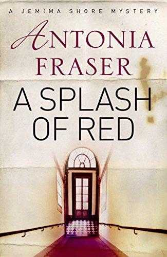 A Splash of Red: A Jemima Shore Mystery, Fraser, Lady Antonia