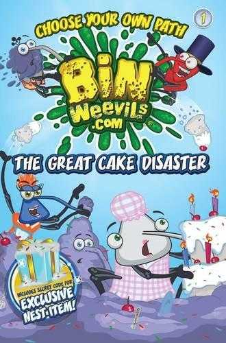 Bin Weevils Choose Your Own Path 1: The Great Cake Disaster (Bin Weevils Choo., Macmillan