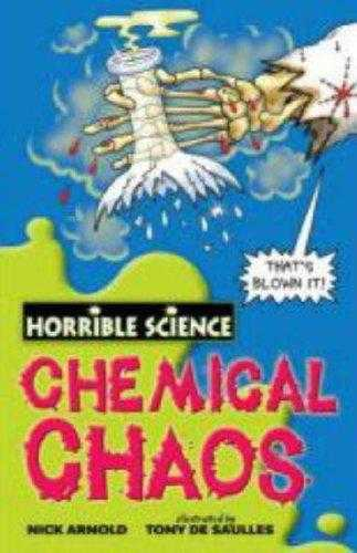 Chemical Chaos (Horrible Science), Arnold, Nick
