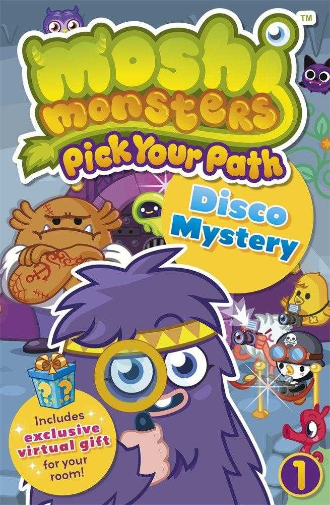 Moshi Monsters Pick Your Path 1: Disco Mystery, Collectif