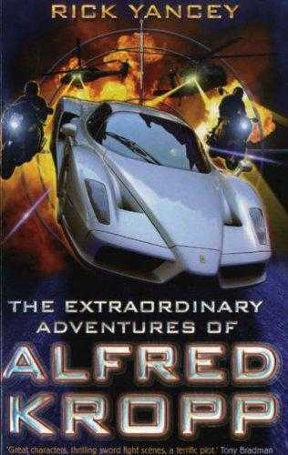 The Extraordinary Adventures of Alfred Kropp, Yancey, Rick