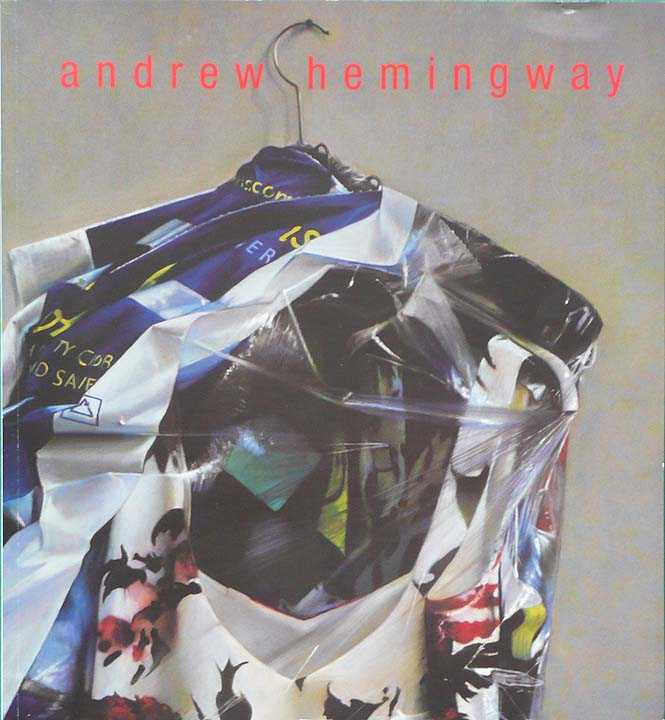 Andrew Hemingway: Catalogue To Accompany the Exhibition held 28th October to 14th November 2009 at Cork St, London, W1, Hemingway [David Messum Fine Art Publishers], Andrew