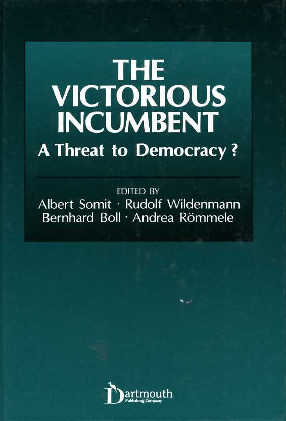 ETC. (EDITOR) - The Victorious Incumbent : A Threat to Democracy?