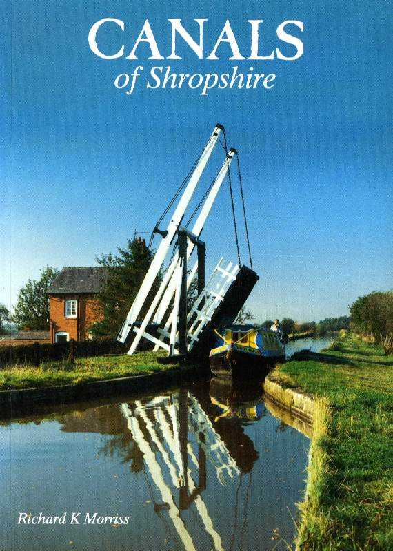 Canals of Shropshire, Morriss, Richard K.