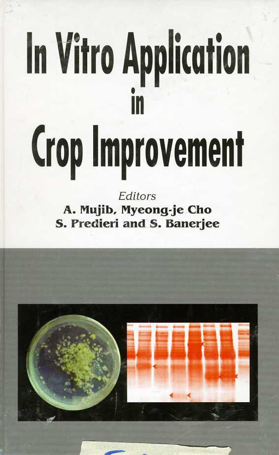 In Vitro Application in Crop Management, Mujib, A