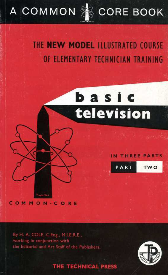 COLE, HORACE ALBERT - Basic Television part 2