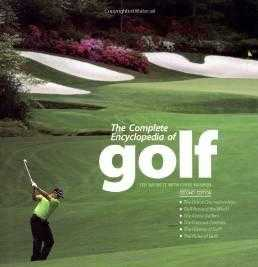 The Complete Encyclopedia of Golf, Barrett, Ted