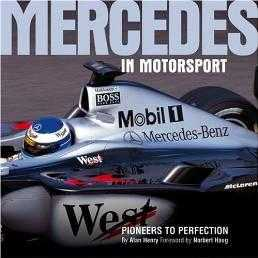 Mercedes in Motorsport, Haug, Norbert (Foreword)