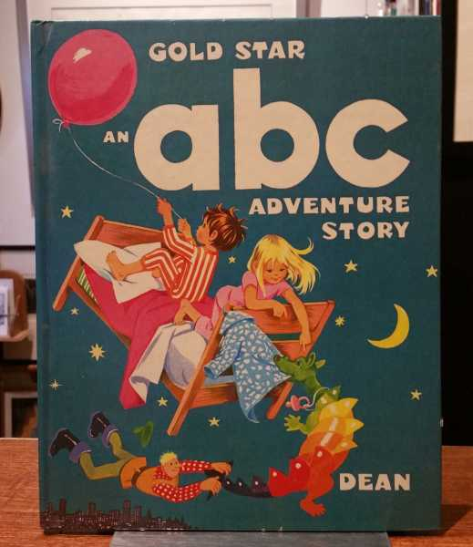 Gold Star: An abc Adventure Story, Alan and Sabine Price