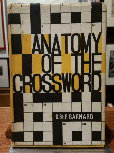 Anatomy of the Crossword, D. St.P. Barnard