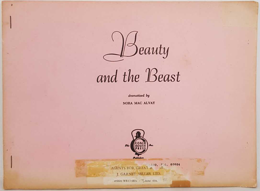 Beauty and the Beast, Nora Mac Alvay (Nora Tully MacAlvay)