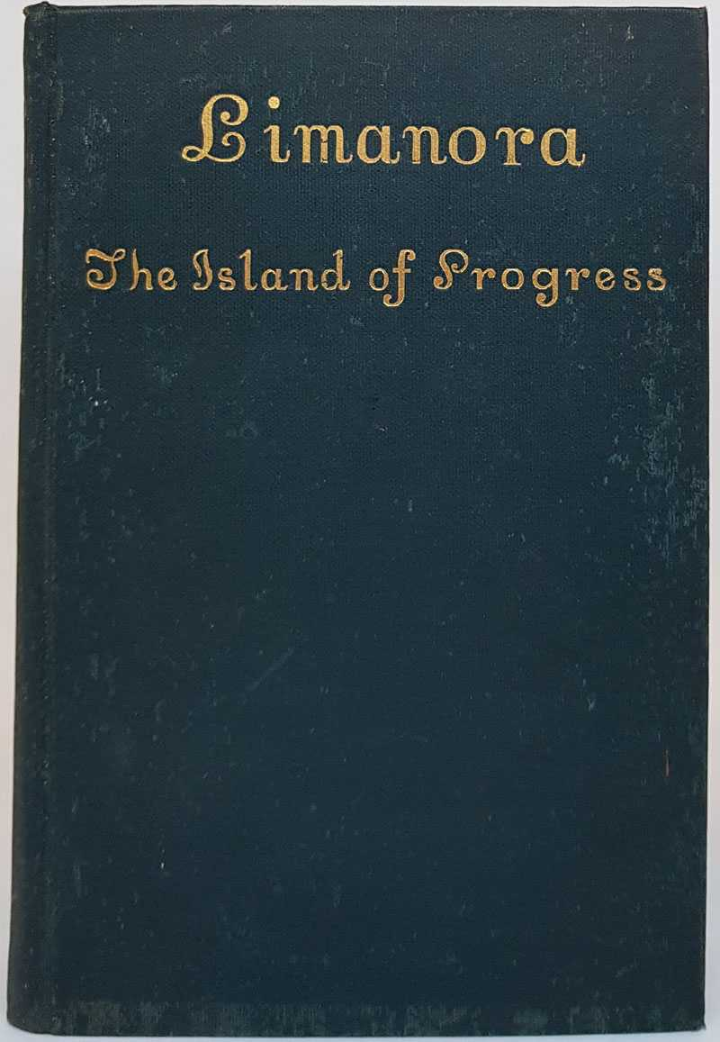 Limanora: The Island of Progress, Godfrey Sweven