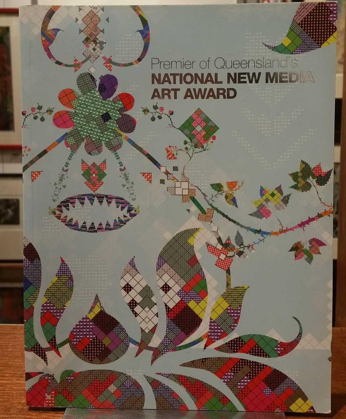 Premier of Queensland's national art award in new media, Queensland Art Gallery