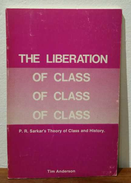 The Liberation of Class: P. R. Sarkar's Theory of Class and History, Tim Anderson
