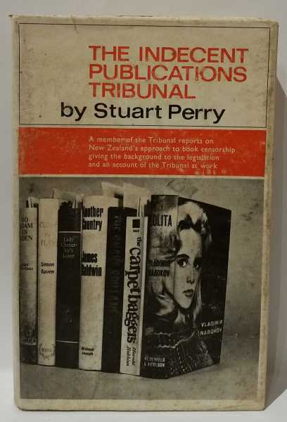 The Indecent Publication Tribunal: A Social Experiment, Stuart Perry