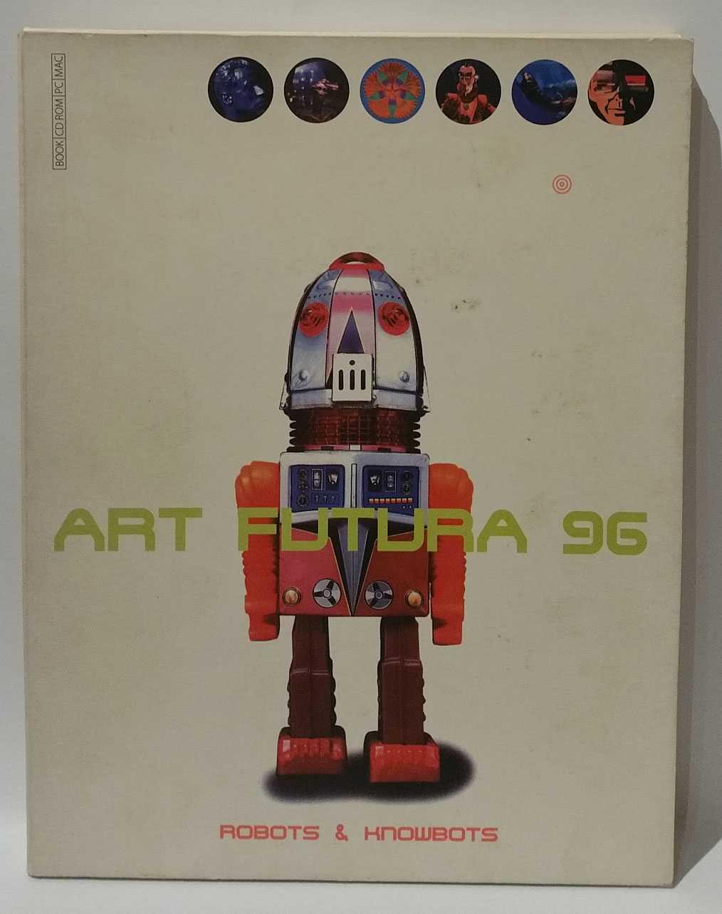 Art Futura 96: Robots & Knowbots, Montxo Algora