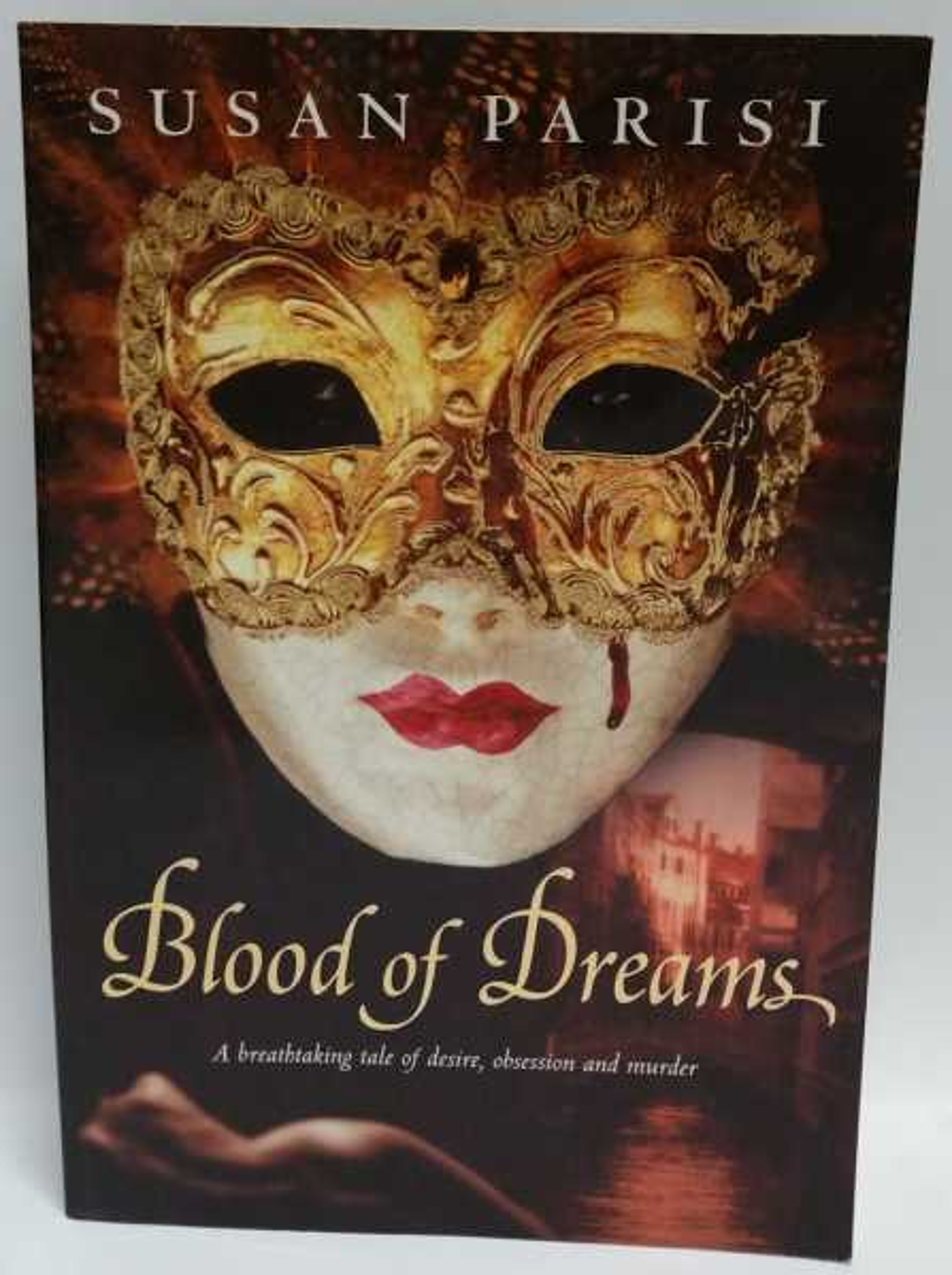 Blood of Dreams, Susan Parisi