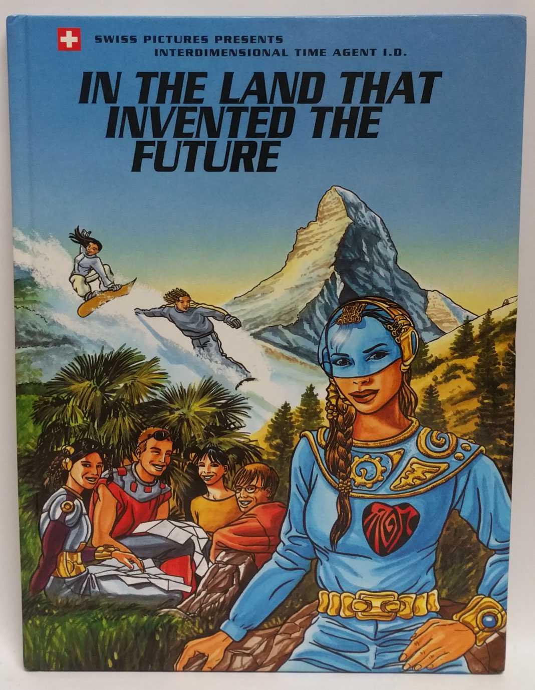 In The Land That Invented The Future, Rolf Gaensslen; Franz Zumstein