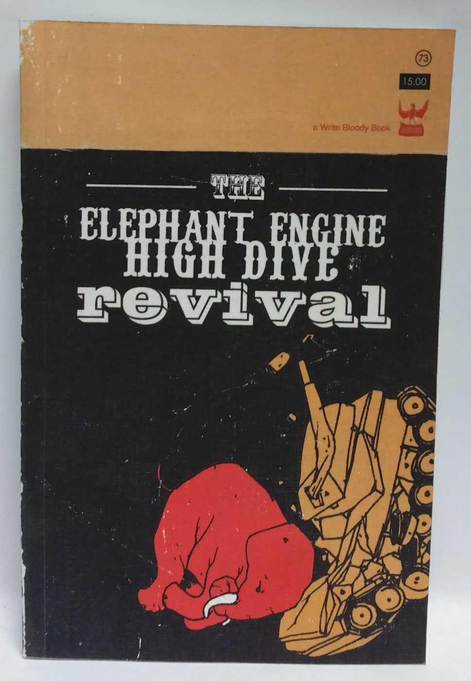 The Elephant Engine High Dive Revival, Derrick Brown; Robbie Q. Telfer