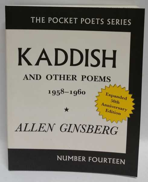 Kaddish and Other Poems 1958-1960, Allen Ginsberg
