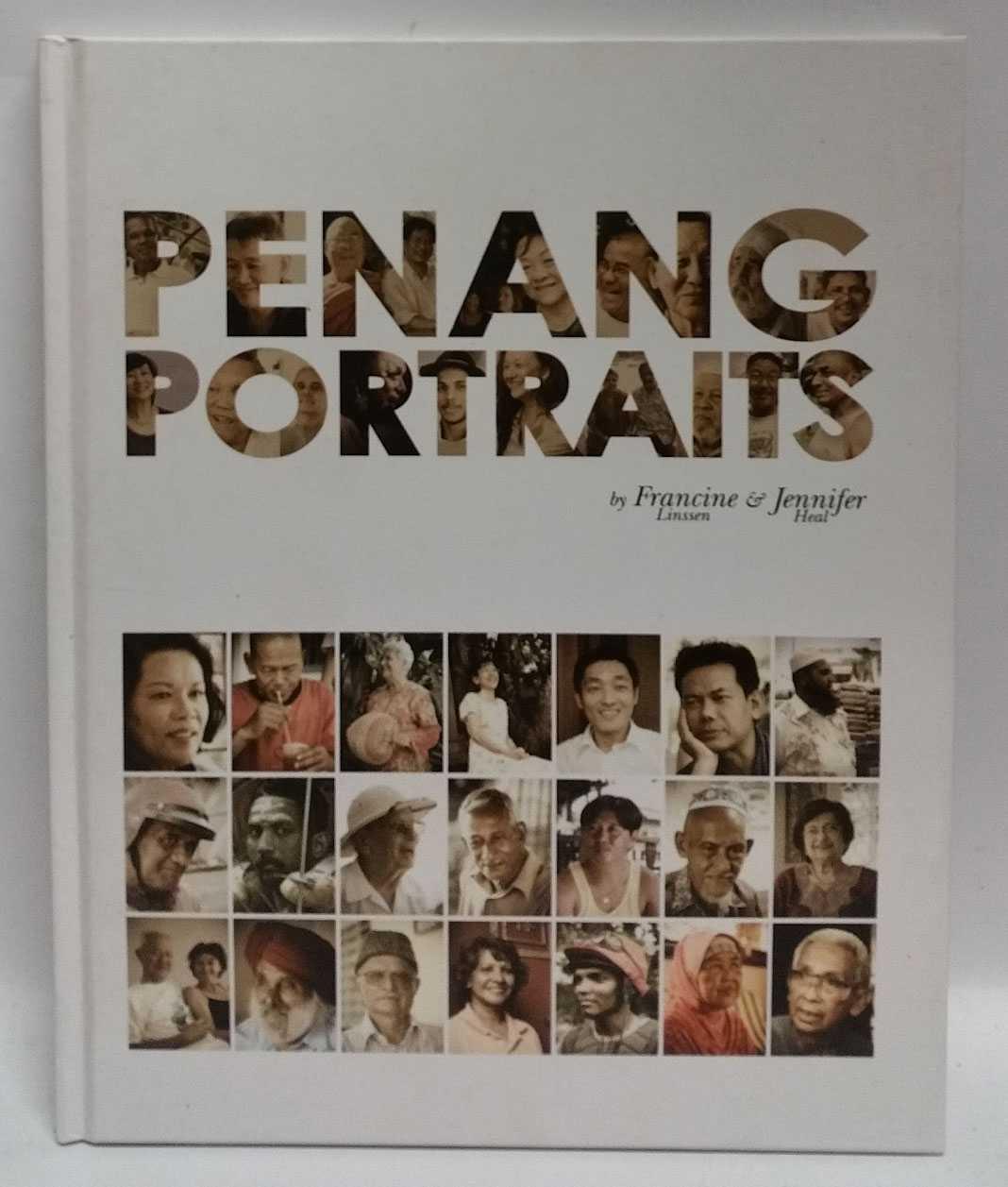 Penang Portraits, Francine Linssen; Jennifer Heal