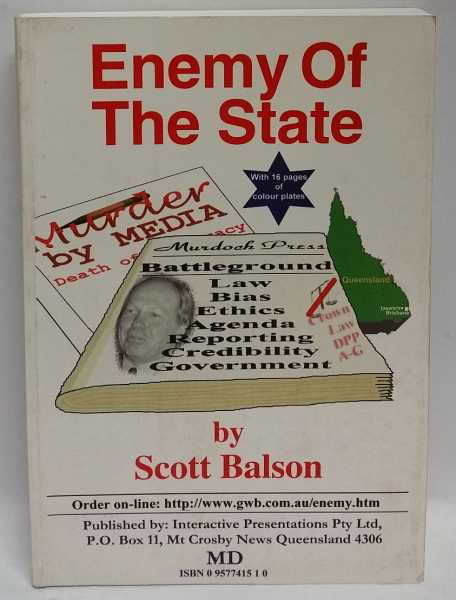 Enemy Of The State, Scott Balson