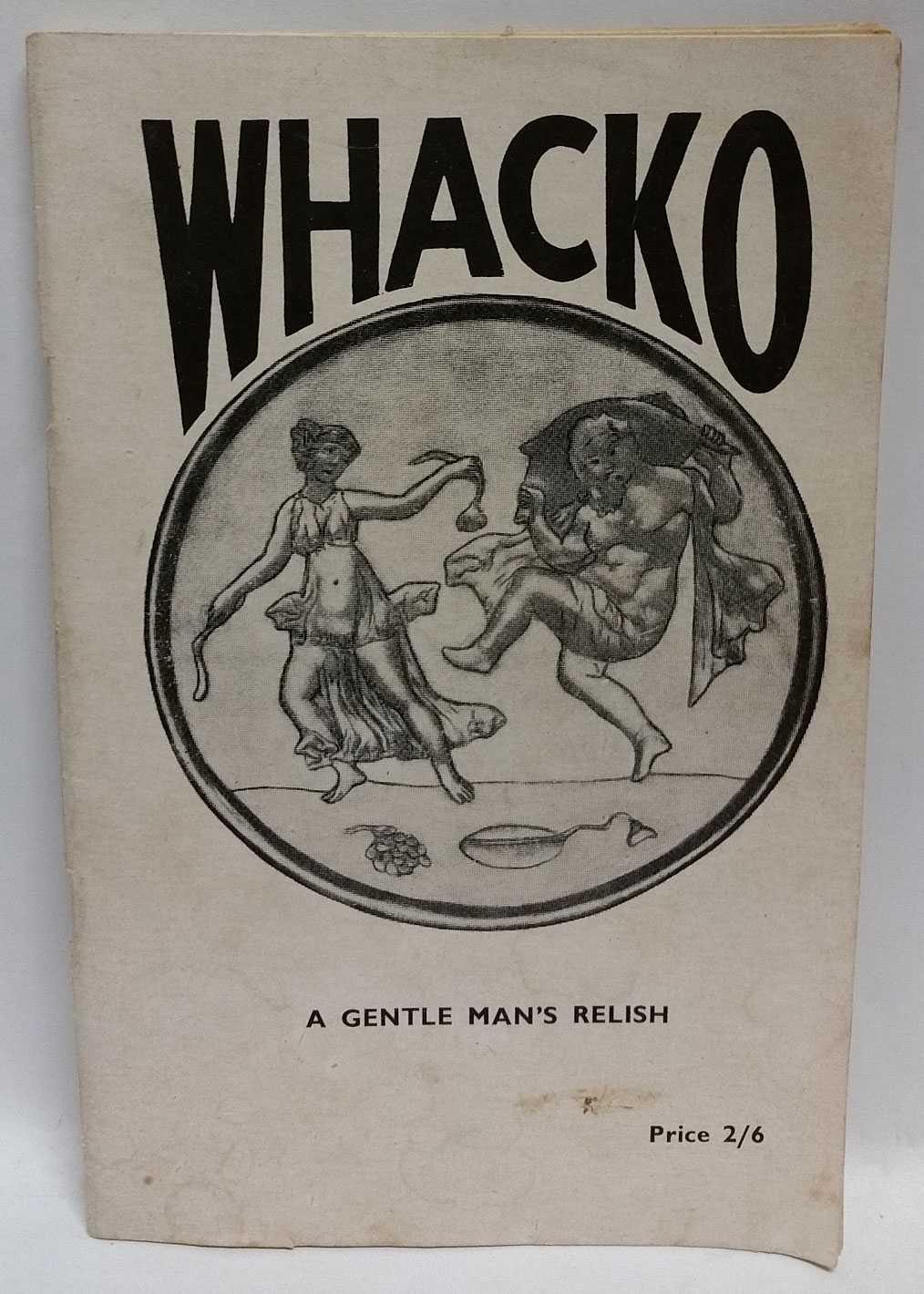 Whacko 1961, Bob Harney; John Fowler