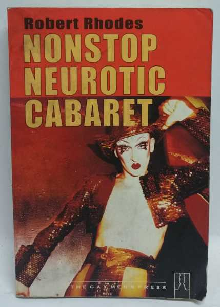 Nonstop Neurotic Cabaret, Robert Rhodes