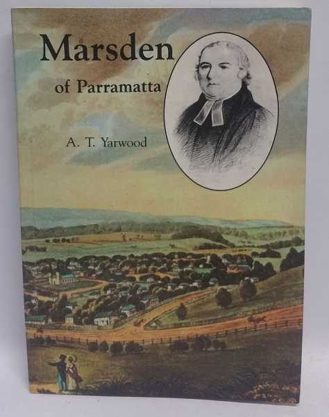 Marsden of Parramatta, A. T. Yarwood