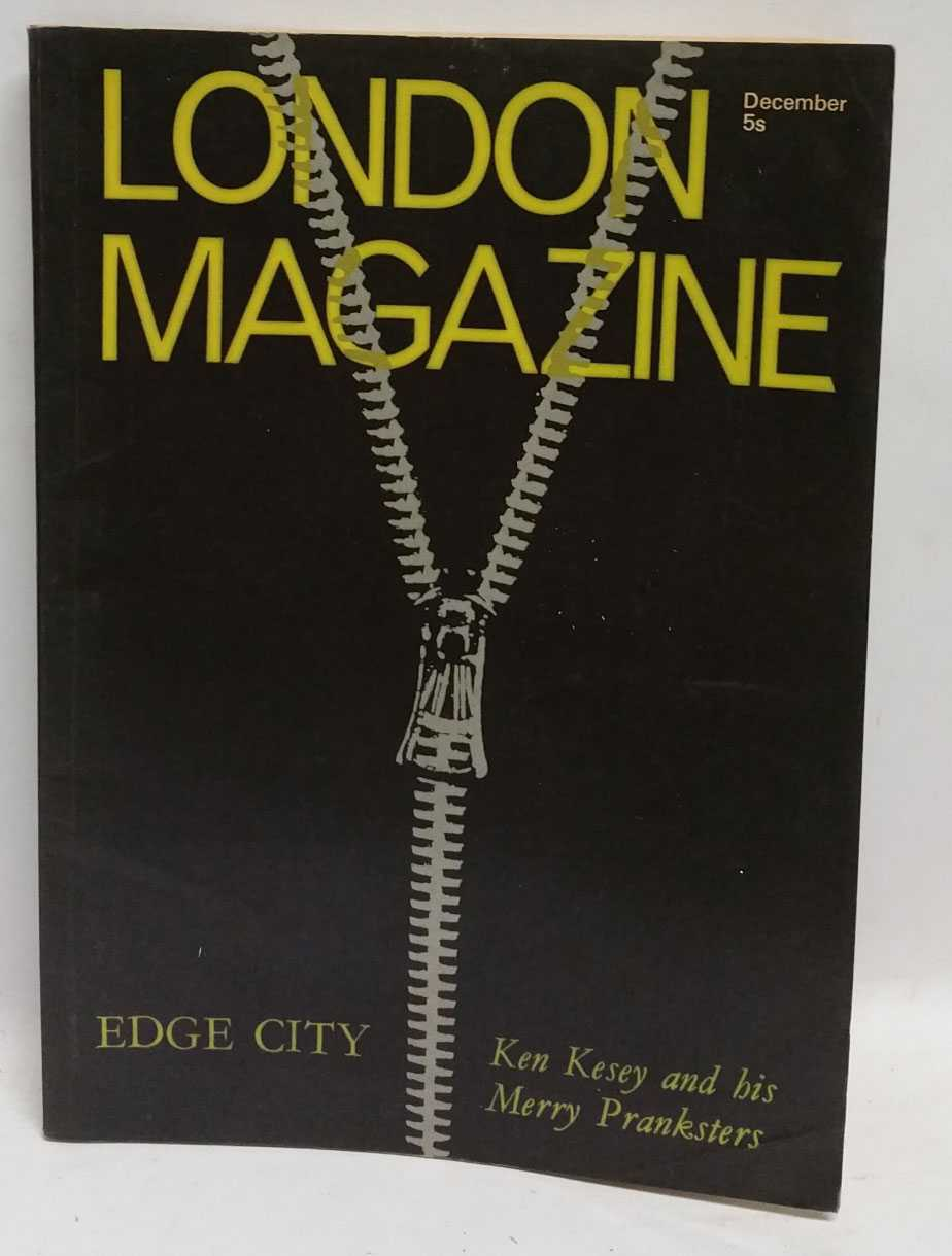 London Magazine: Edge City: Ken Kesey and his Merry Pranksters (December 1969 Vol. 9 No.9), Alan Ross