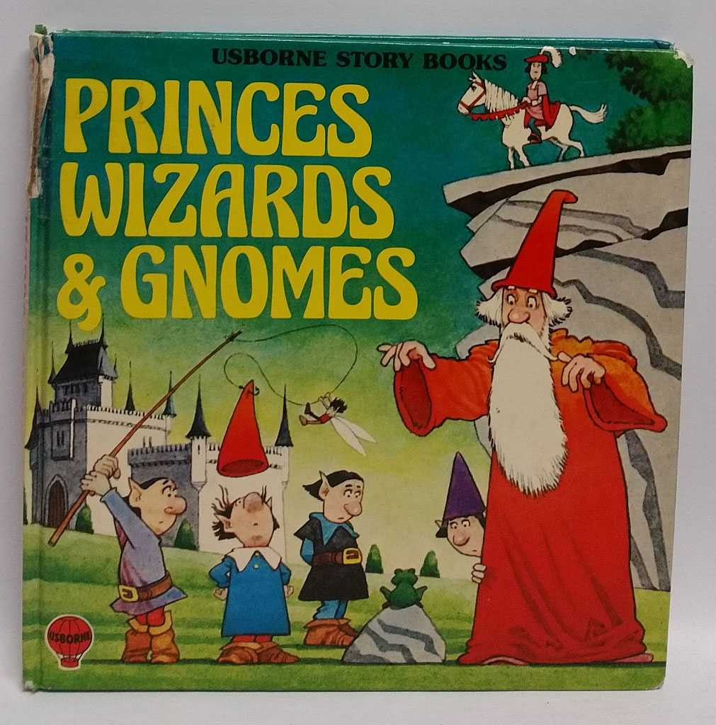 Princes, Wizards & Gnomes, Christopher Rawson