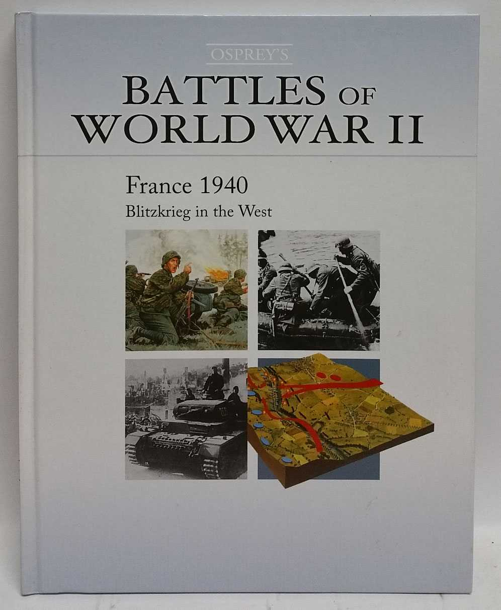 France 1940: Blitzkrieg in the West, Alan Shepperd