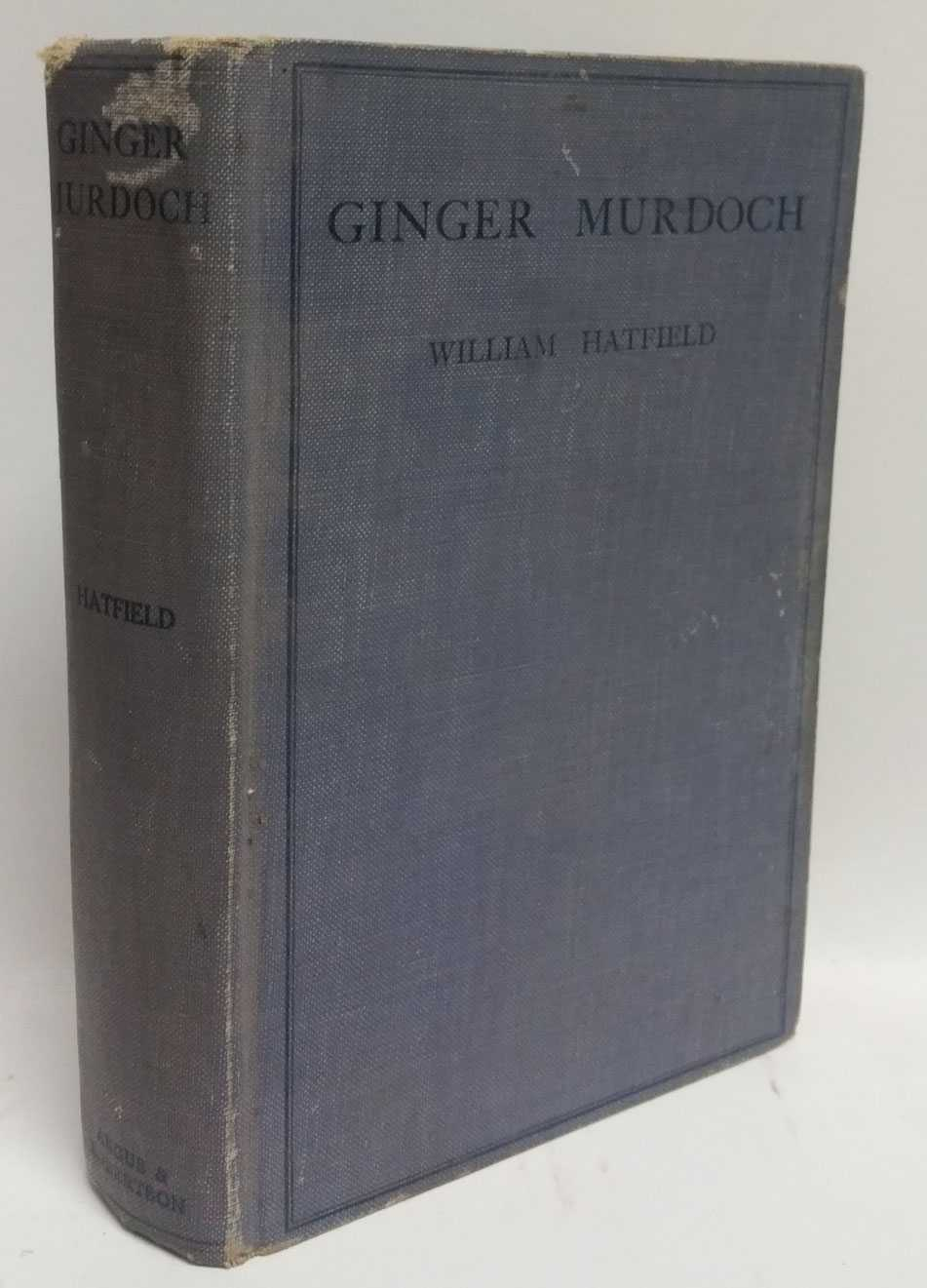 Ginger Murdoch, William Hatfield