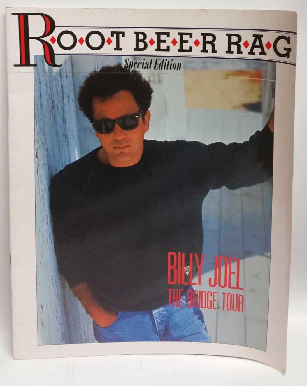 Billy Joel: The Bridge Tour 1986 (Root Beer Rag Special Edition), Merry Aronson
