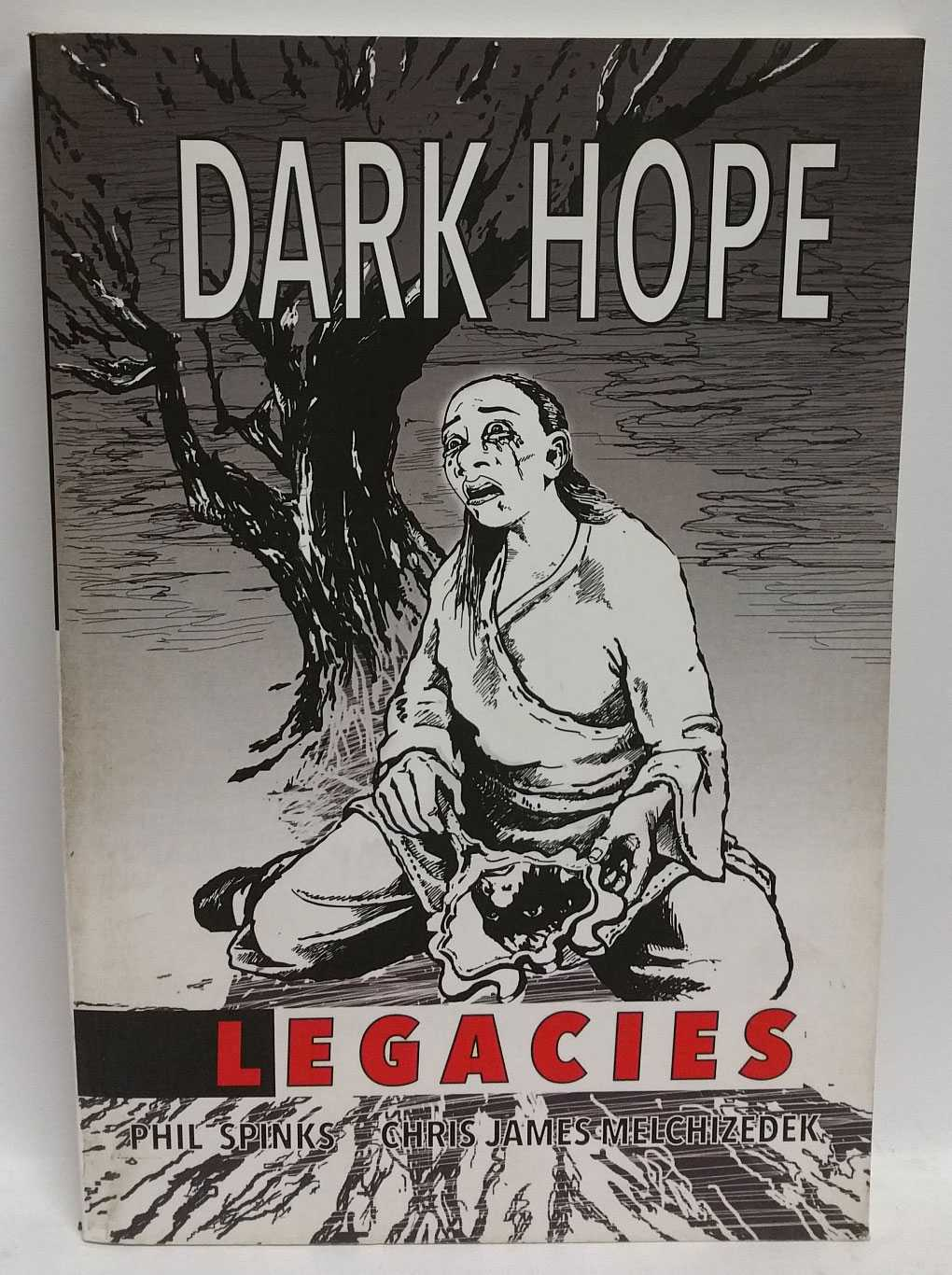 Dark Hope: Legacies, Chris James Melchizedek
