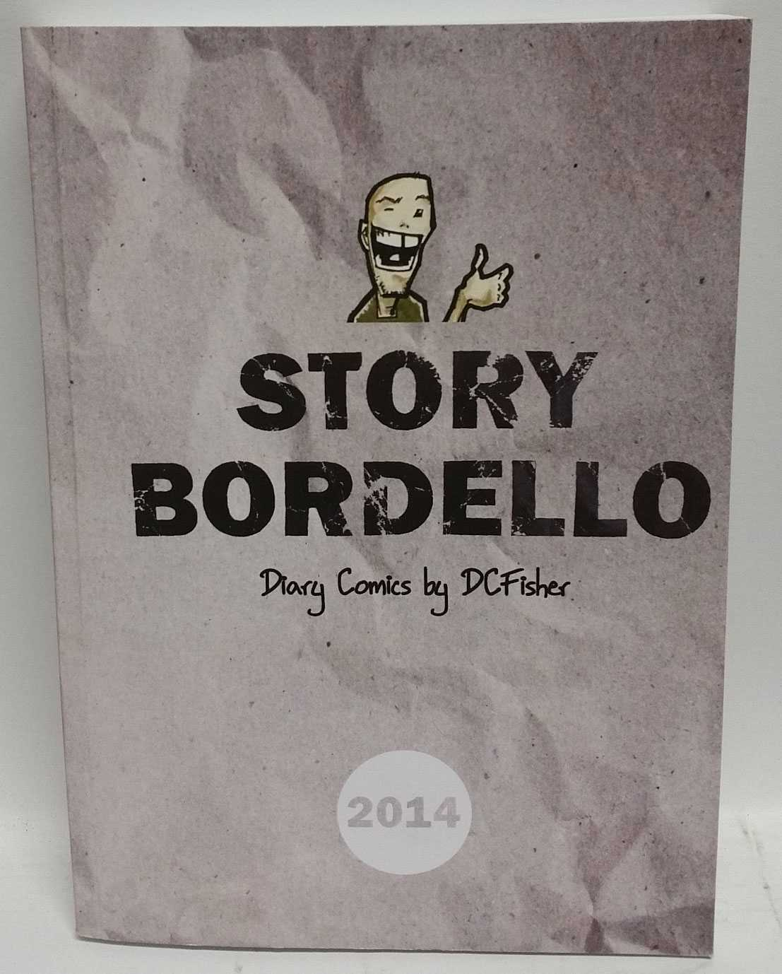 Story Bordello: Diary Comics by DCFisher 2014, Darren Fisher