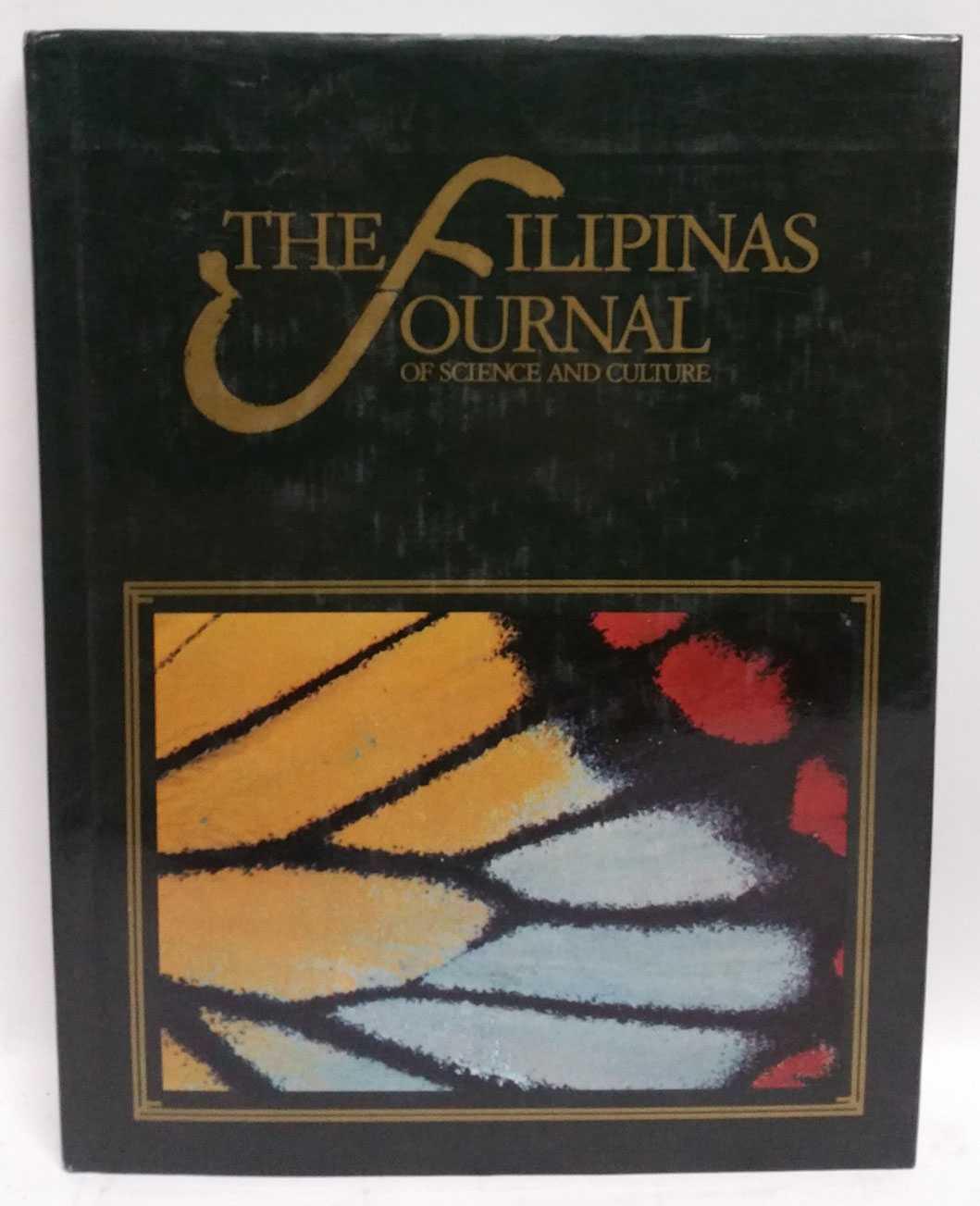 The Filipinas Journal of Science and Culture (Volume 5), Monina Allarey Mercado