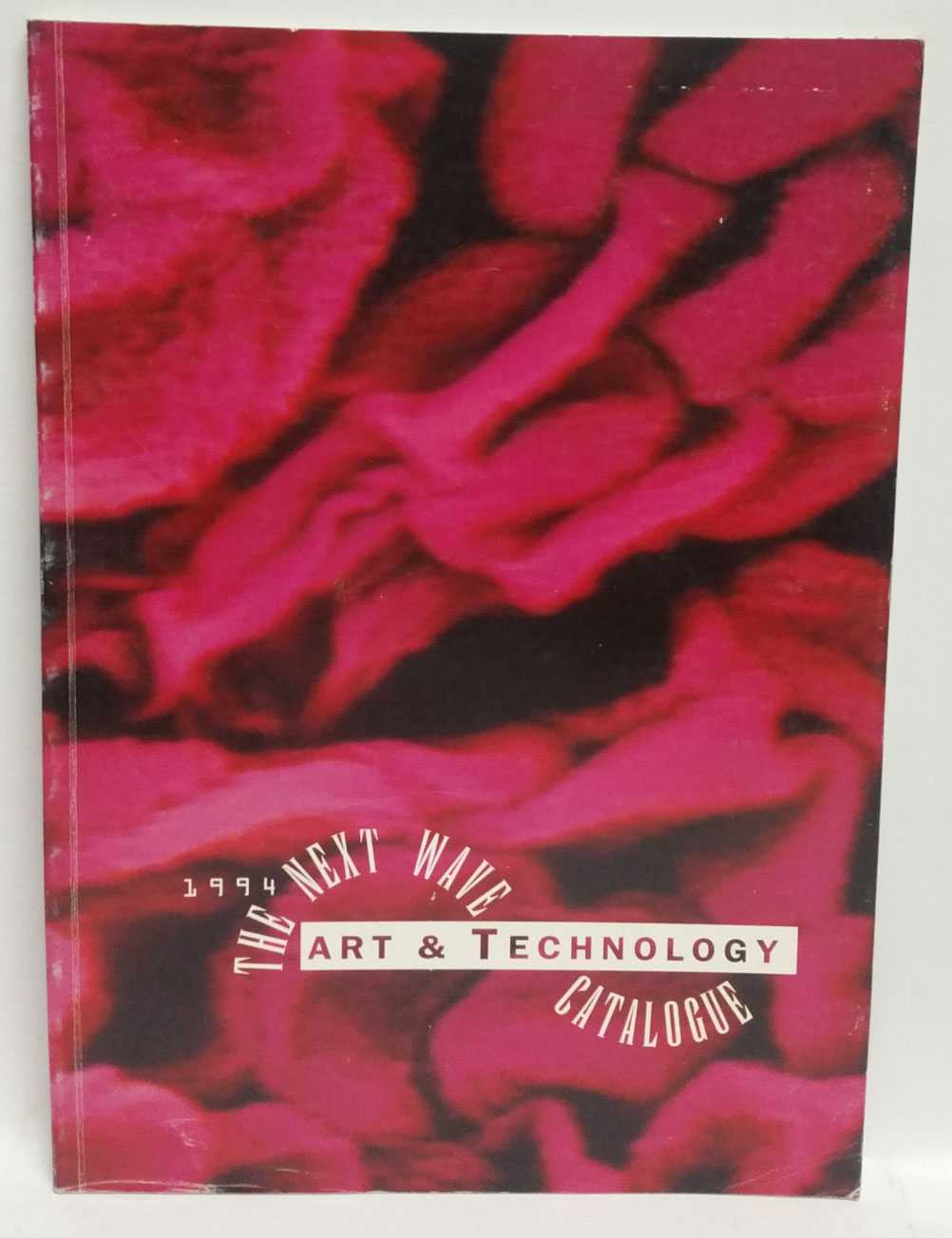 The Next Wave Art & Technology Catalogue, Linda Sproul