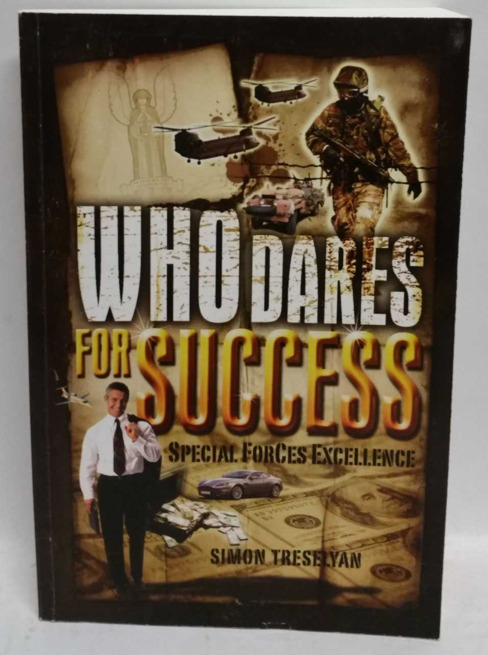 Who Dares for Success: Special ForCes Excellence, Simon Treselyan