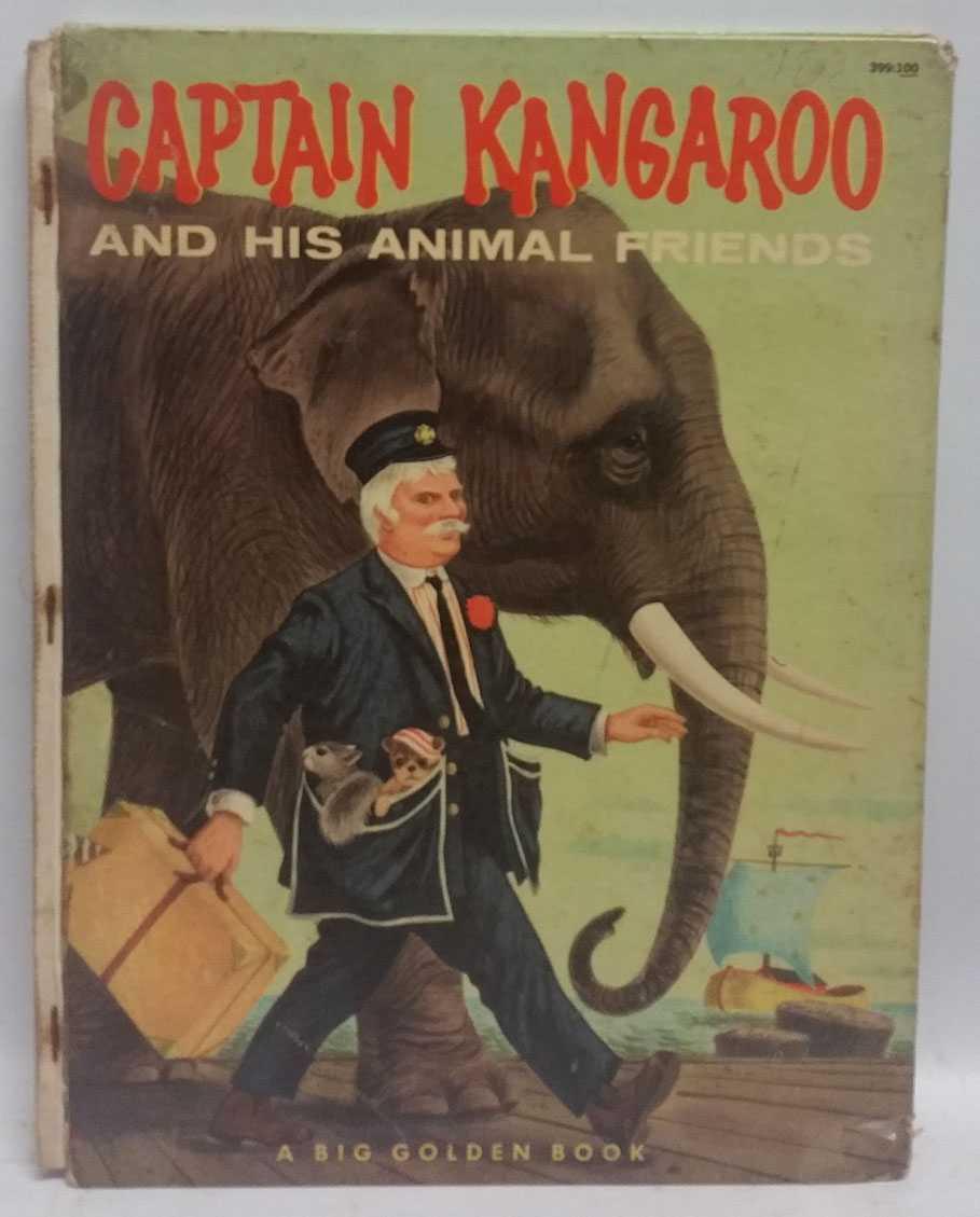 Captain Kangaroo and His Animal Friends, Carl Memling