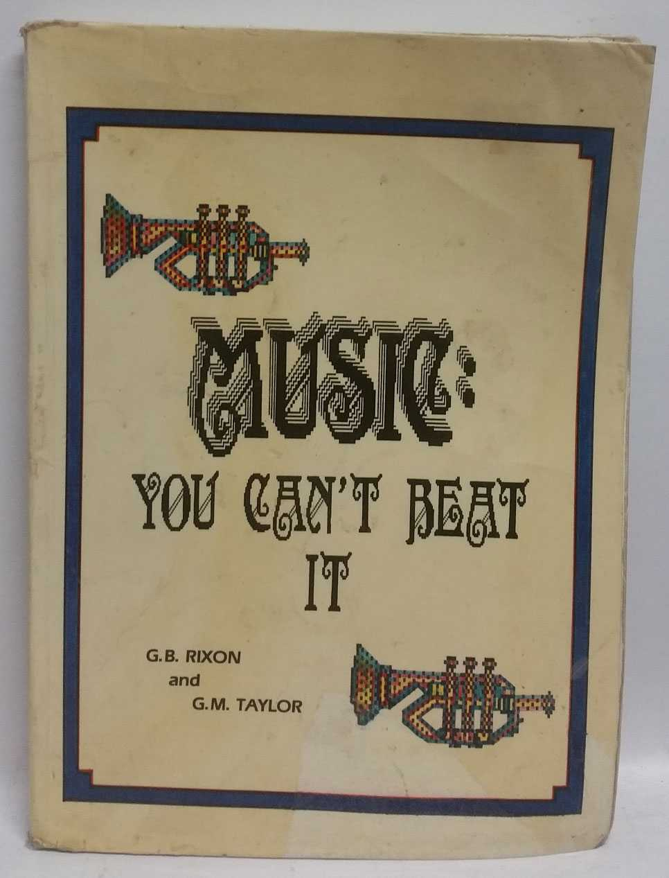 Music: You Can't Beat It, G. B. Rixon; G. M. Taylor