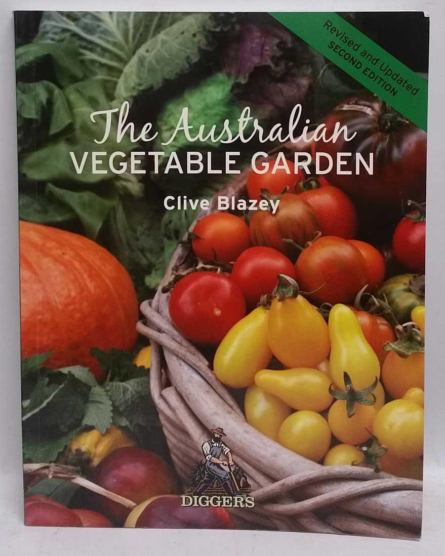 The Australian Vegetable Garden, Clive Blazey