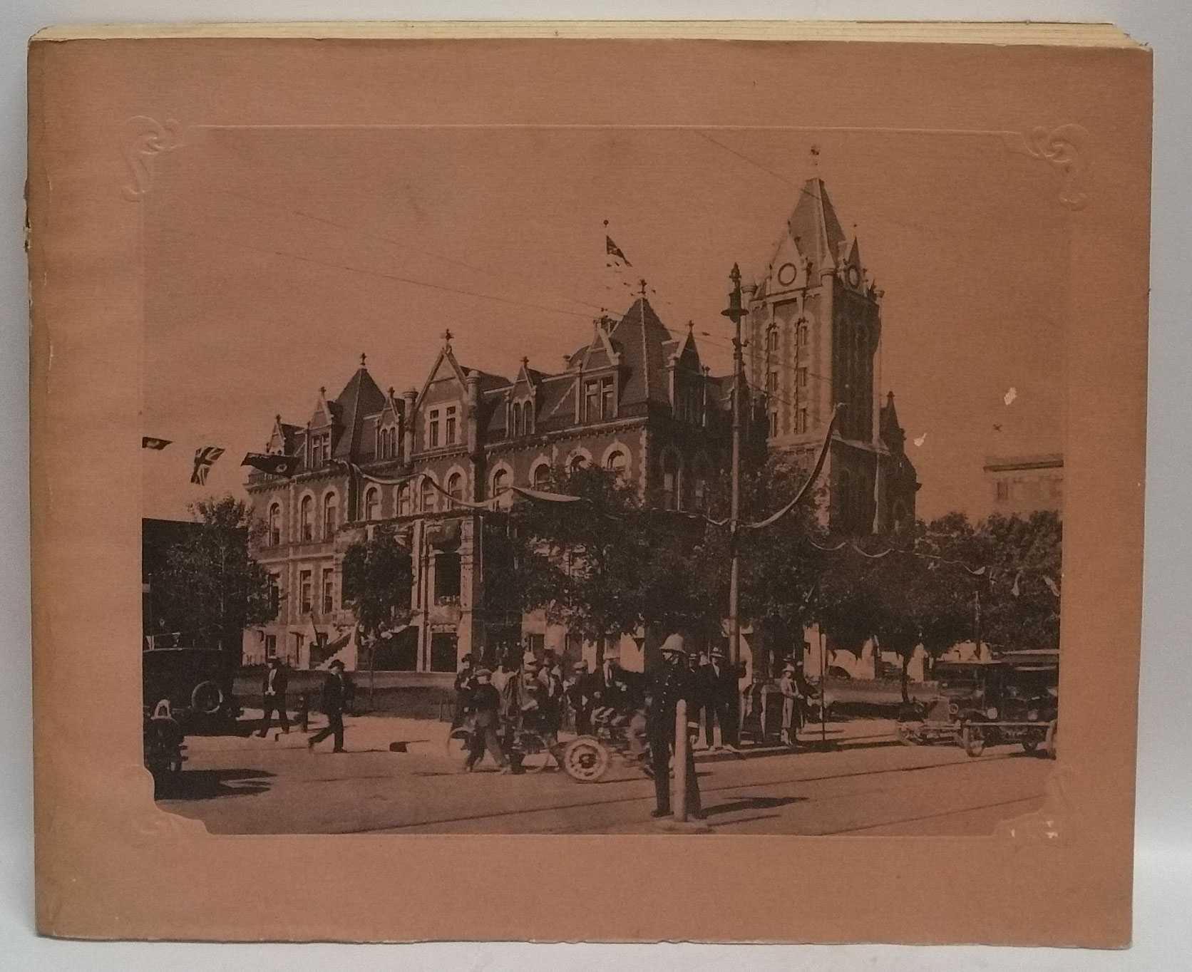 IAN E. WILSON - Regina Before Yesterday: A Visual History, 1882 to 1945