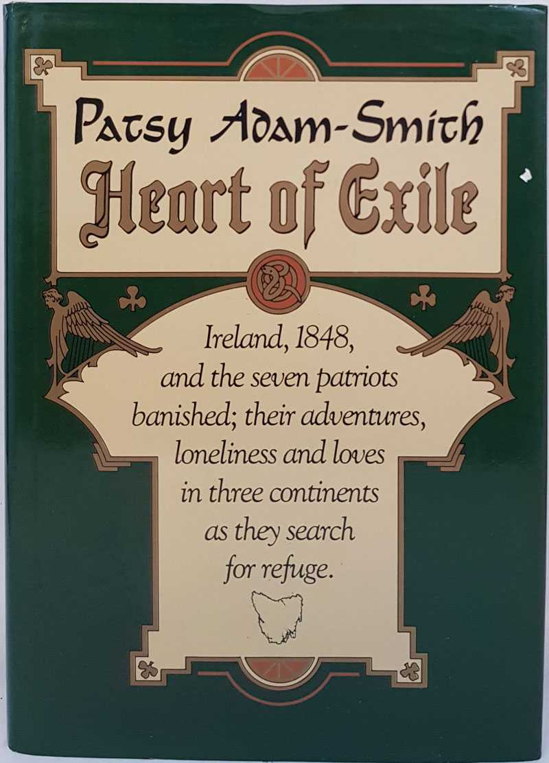 PATSY ADAM-SMITH - Heart of Exile
